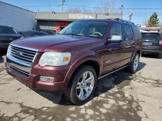 Used 2008 Ford Explorer 2008 FORD EXPLORER LIMITED**FINANCEMENT for sale in Lemoyne, QC