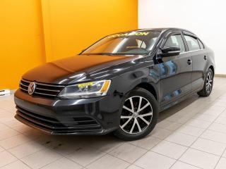 Used 2016 Volkswagen Jetta TSI COMFORTLINE CAMÉRA SIÈGES CHAUFFANTS *TOIT* for sale in Mirabel, QC