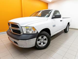 Used 2017 RAM 1500 ST REG CAB 4X4 CLIMATISEUR *BOITE 8 PIEDS* for sale in Mirabel, QC