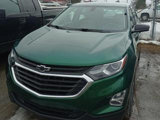 Used 2018 Chevrolet Equinox UNKNOWN for sale in La Sarre, QC