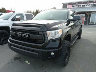 Used 2016 Toyota Tundra SR5 for sale in La Sarre, QC