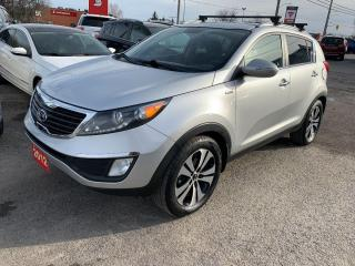 Used 2012 Kia Sportage EX for sale in Peterborough, ON
