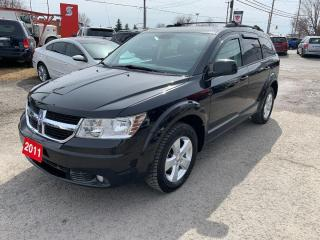 Used 2011 Dodge Journey SXT for sale in Peterborough, ON