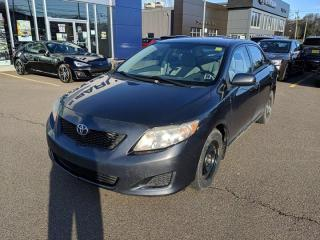 Used 2009 Toyota Corolla S for sale in Charlottetown, PE