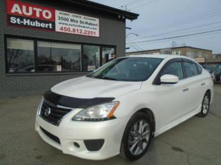 Used 2014 Nissan Sentra SR for sale in St-Hubert, QC
