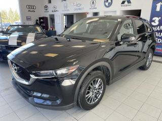 Used 2017 Mazda CX-5 GS / AWD / TOIT OUVRANT / CUIR / CAMERA for sale in Sherbrooke, QC
