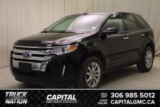 Used 2011 Ford Edge SEL*LEATHER*SUNROOF* for sale in Regina, SK
