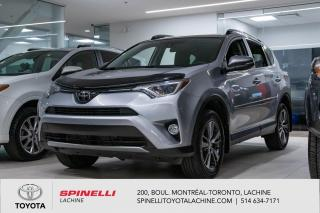 Used 2018 Toyota RAV4 XLE AWD! BAS MILEAGE! DEMARREUR! for sale in Lachine, QC