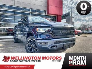 New 2021 RAM 1500 Limited for sale in Guelph, ON