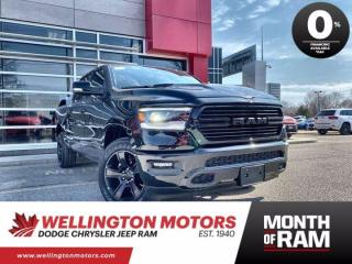 New 2021 RAM 1500 SPORT for sale in Guelph, ON