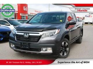 Used 2020 Honda Ridgeline Touring Awd for sale in Whitby, ON