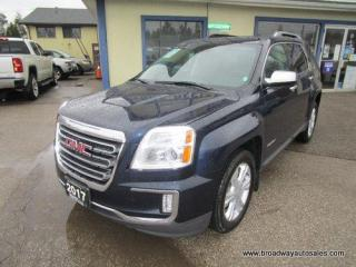 Used 2017 GMC Terrain ALL-WHEEL DRIVE SLT EDITION 5 PASSENGER 2.4L - ECO-TEC.. ECO-MODE.. NAVIGATION.. LEATHER.. HEATED SEATS.. BACK-UP CAMERA.. POWER SUNROOF.. for sale in Bradford, ON