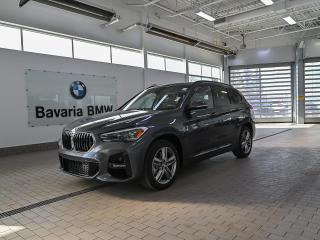 New 2021 BMW X1 xDrive28i for sale in Edmonton, AB