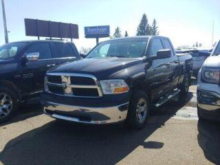 Used 2011 RAM 1500 ST for sale in Medicine Hat, AB