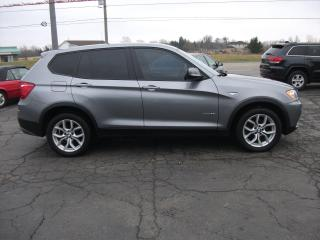 Used 2014 BMW X3 28i  xDrive    AWD for sale in Fonthill, ON
