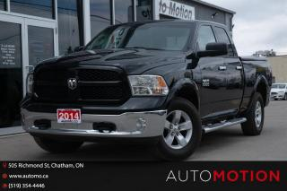 Used 2014 RAM 1500 SLT WELL EQUIPPED NO ACCIDENTS for sale in Chatham, ON