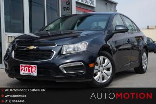 Used 2016 Chevrolet Cruze Limited 1LT for sale in Chatham, ON