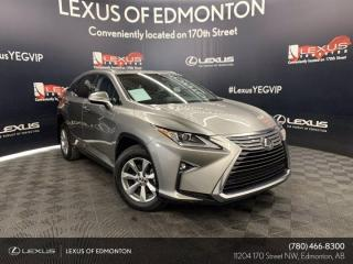Used 2018 Lexus RX 350 NAVIGATION PACKAGE for sale in Edmonton, AB