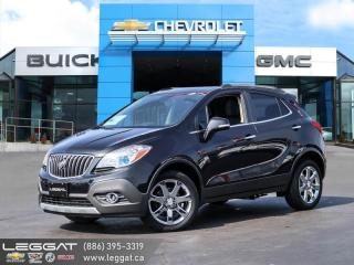 Used 2014 Buick Encore Leather AWD | LEATHER| SUNROOF | for sale in Burlington, ON