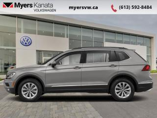 Used 2021 Volkswagen Tiguan Comfortline 4MOTION  -  Power Liftgate for sale in Kanata, ON