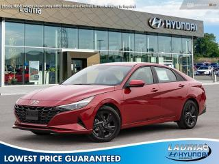 New 2021 Hyundai Elantra Preferred w/Sun & Tech pkg  - DEMO for sale in Port Hope, ON