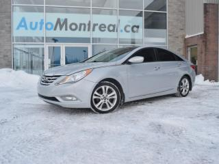 Used 2012 Hyundai Sonata Limited LIMITED CUIR TOIT OUVRANT SIÈGES CHAUFFANTS 59$/SEMAINE for sale in Vaudreuil-Dorion, QC