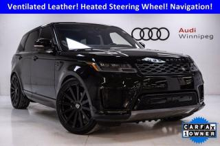 Used 2020 Land Rover Range Rover Sport HSE w/22