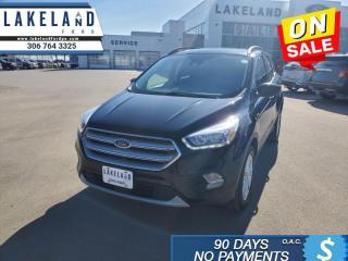 Used 2018 Ford Escape SEL  - Leather Seats -  SYNC 3 - $166 B/W for sale in Prince Albert, SK