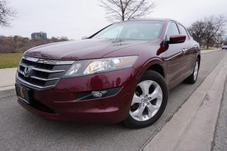 Used 2012 Honda Accord Crosstour 1 OWNER / IMMACULATE / V6 AWD / NAVI /LOCAL CAR for sale in Etobicoke, ON