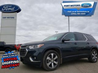 Used 2019 Chevrolet Traverse LT True North  - Navigation - $302 B/W for sale in Fort St John, BC
