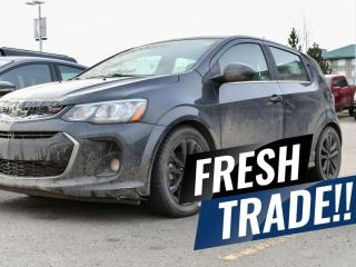 Used 2018 Chevrolet Sonic Premier for sale in Red Deer, AB