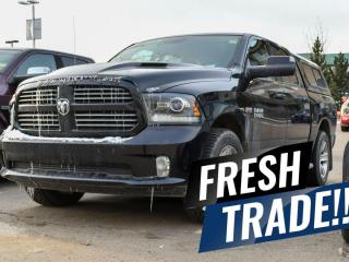 Used 2016 RAM 1500 SPORT for sale in Red Deer, AB
