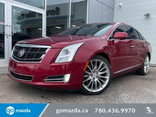 Used 2014 Cadillac XTS XTS - PLATINUM V,AWD, RARE, FULL LOAD , DONT MISS OUT ON THIS RARE VEHICLE for sale in Edmonton, AB