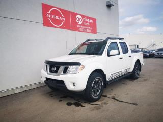 Used 2018 Nissan Frontier PRO-4X / Crew Cab / 4x4 / Certified Pre-Owned for sale in Edmonton, AB