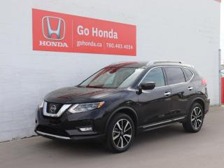 Used 2017 Nissan Rogue SL AWD Leather for sale in Edmonton, AB