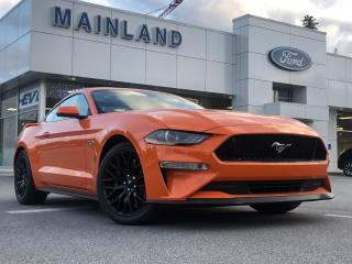 New 2021 Ford Mustang GT Premium 401A - COUPE for sale in Surrey, BC