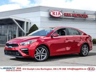 Used 2019 Kia Forte EX for sale in Burlington, ON
