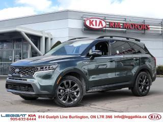 Used 2021 Kia Sorento X-LINE | DEMO 2.99% Interest| WINTER TIRES INC | INSTOCK | READYTOGO for sale in Burlington, ON