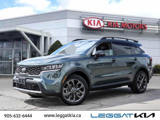 Used 2021 Kia Sorento X-LINE | DEMO 2.99% INTEREST| WINTER TIRES INCLUDED | INSTOCK / AWD/ ANDROID AUTO APPLE CAR PLAY/ BL for sale in Burlington, ON