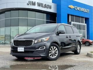 Used 2019 Kia Sedona LX FWD HEATED SEATS/STEERING WHEEL ALLOYS P.SEAT for sale in Orillia, ON