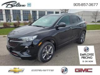 New 2021 Buick Encore GX Select for sale in Bolton, ON