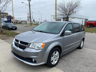 Used 2014 Dodge Grand Caravan Crew for sale in Toronto, ON