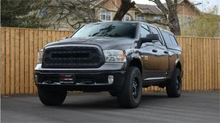 Used 2017 RAM 1500 4WD Crew Cab 149 Outdoorsman for sale in Victoria, BC