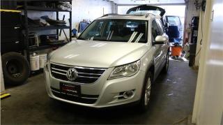 Used 2009 Volkswagen Tiguan COMFORTLINE for sale in Victoria, BC
