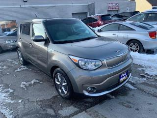 Used 2018 Kia Soul EV EV Luxury for sale in Scarborough, ON
