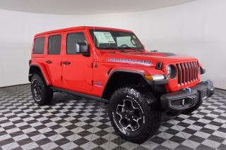 New 2021 Jeep Wrangler Unlimited 4xe Rubicon 4XE for sale in Huntsville, ON