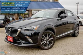 Used 2016 Mazda CX-3 Grand Touring for sale in Guelph, ON