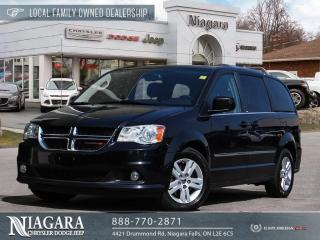 Used 2013 Dodge Grand Caravan Crew | LEATHER & NAVIGATION for sale in Niagara Falls, ON