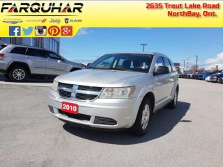 Used 2010 Dodge Journey SE -  Power Seats for sale in North Bay, ON