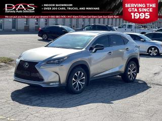 Used 2017 Lexus NX 200t F-Sport AWD Leather/Sunroof/Rear Camera/39k! for sale in North York, ON